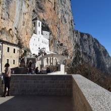 The Upper Monastery.