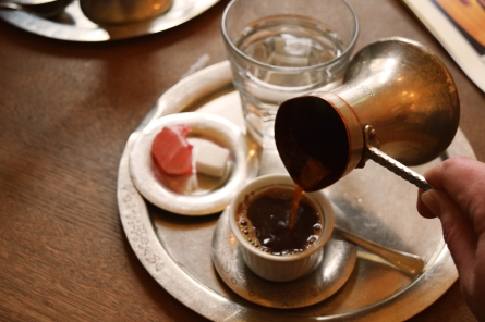 One of the biggest aspects of Bosnian cultural identities of Bosnia is its coffee.