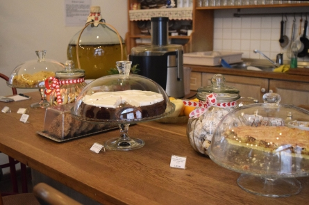 All traditionally made - cookies, cakes, treats and sweets, oh my!