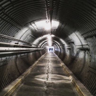 The Blast Tunnel