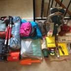 Packing for 3 Days in the Adirondacks
