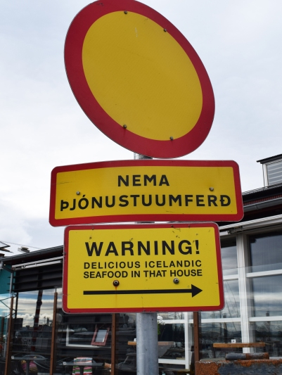 Icelanders have a great sense of humour.