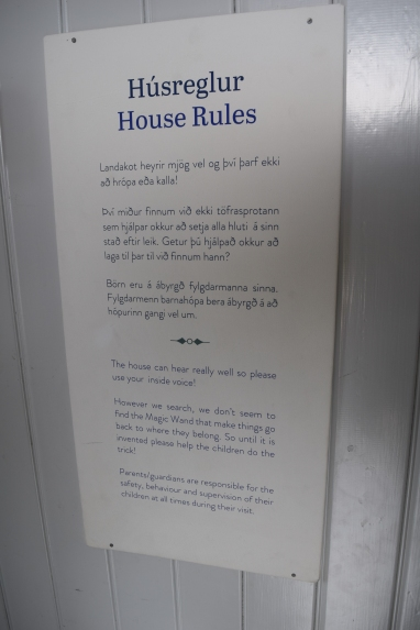 Read the rules. Love it. Very Icelandic.