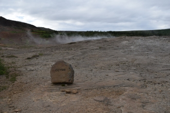 Geysir doesn't do a whole lot anymore.