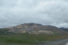 Rhyolite mountains.