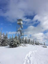 The Fire Tower, now open.