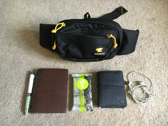 Packing for the Camino - Essentials