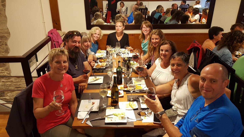 Final Supper in Santiago