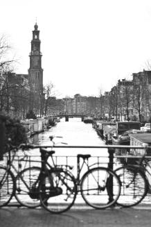 The canals of Jordaan.