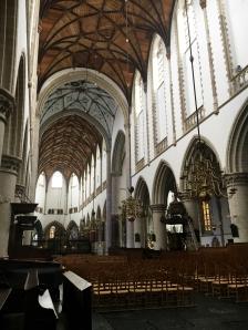 Haarlem's Gorte Kerk